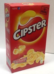 Richiamo per rischio presenza di allergeni Cipster – Sfogliatine di patate fritte