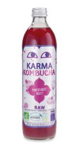 Richiamo per rischio fisico Karma – Bevanda kombucha melograno