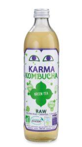 Richiamo per rischio fisico Karma – Bevanda kombucha Te' verde