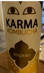 Richiamo per rischio fisico Karma – Bevanda kombucha Zenzero