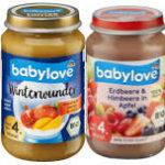 Richiamati 5 prodotti da parte dell'operatore a marchio DM – Babylove per rischio chimico (PREPARATI DI FRUTTA)