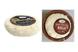 Avviso di Sicurezza Alimentare del Ministero: formaggi SAINT- FELICIEN  e SAINT MARCELLIN